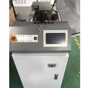 Czech customers order 150W YAG laser machine for jewelry welding