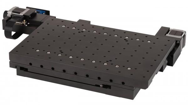 Estágios XY para aplicações de microscopia industrial e de rotina