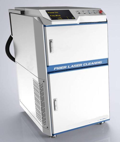 Autofokussierte JPT 200W Laserreinigungsgeräte