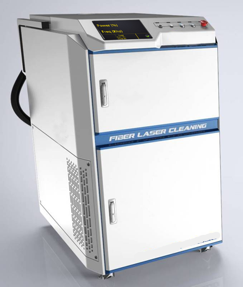 Equipamento de limpeza a laser JPT 200W com foco automático