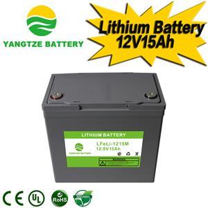 12V 15Ah Lithium Battery