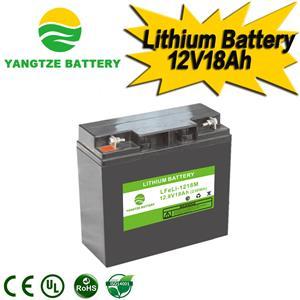 12V 18Ah Lithium Battery