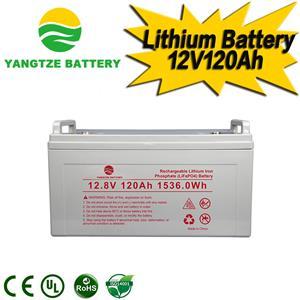 12V 120Ah Lithium Battery