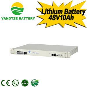 48V 10Ah Lithium Battery