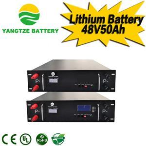 48V 50Ah Lithium Battery