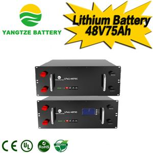 48V 75Ah Lithium Battery