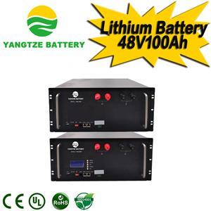 48V 100Ah Lithium Battery