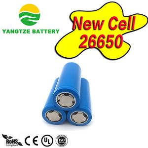 26650 cylindrical lifepo4 celll