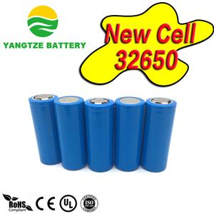 32650 cylindrical lifepo4 cell