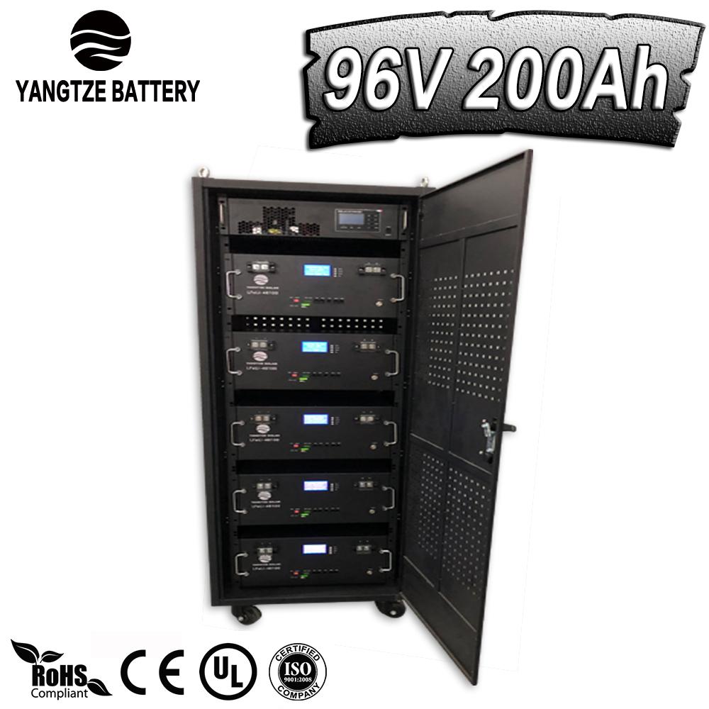 96V 200Ah Lithium Battery Manufacturers, 96V 200Ah Lithium Battery Factory, Supply 96V 200Ah Lithium Battery