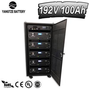 192V 100Ah Lithium Battery