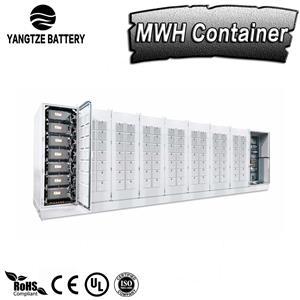 Mwh Solar Energy Storage Lithium Ion Battery