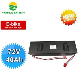 72V 40Ah Lithium Battery