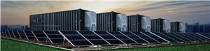 Switzerland 20MWH Solar Energy Storage System Contianer
