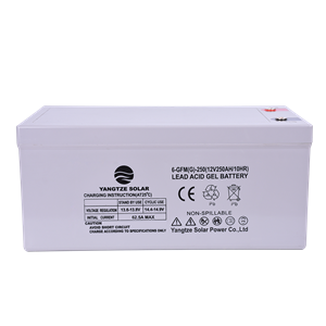 Gel Battery 12v 250ah Manufacturers, Gel Battery 12v 250ah Factory, Supply Gel Battery 12v 250ah