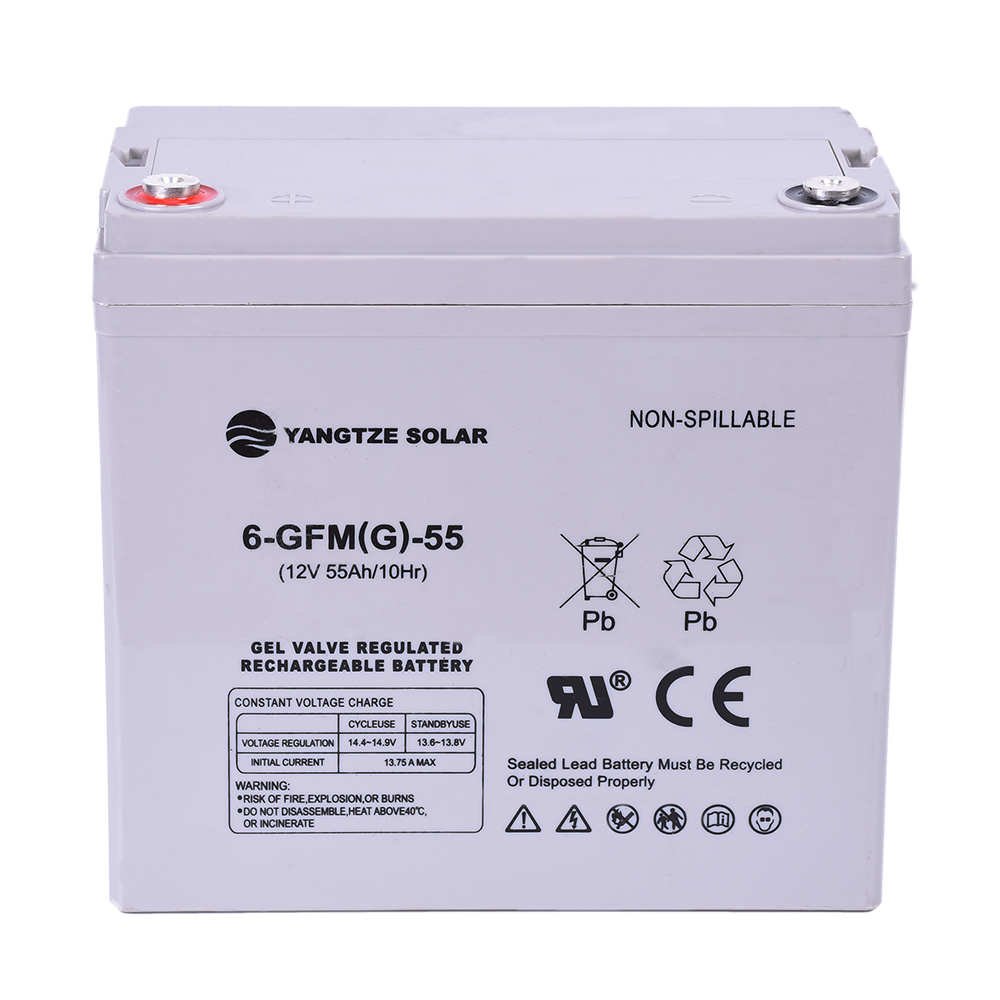 Gel Battery 12v 55ah Manufacturers, Gel Battery 12v 55ah Factory, Supply Gel Battery 12v 55ah