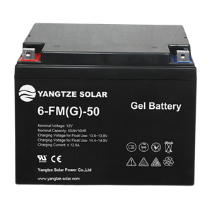 Gel Battery 12v 50ah