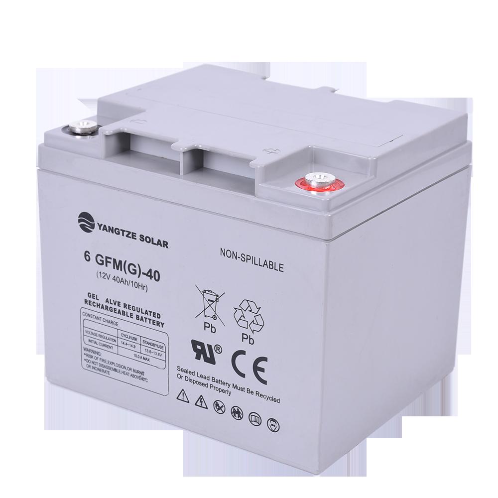 Gel Battery 12v 40ah Manufacturers, Gel Battery 12v 40ah Factory, Supply Gel Battery 12v 40ah