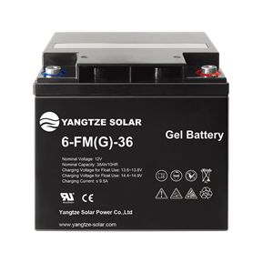 Gel Battery 12v 36ah