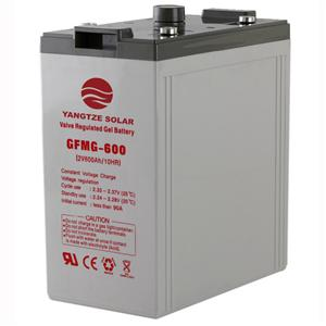 Gel Battery 2V 600Ah