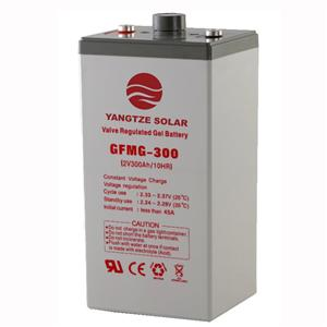 Gel Battery 2V 300Ah