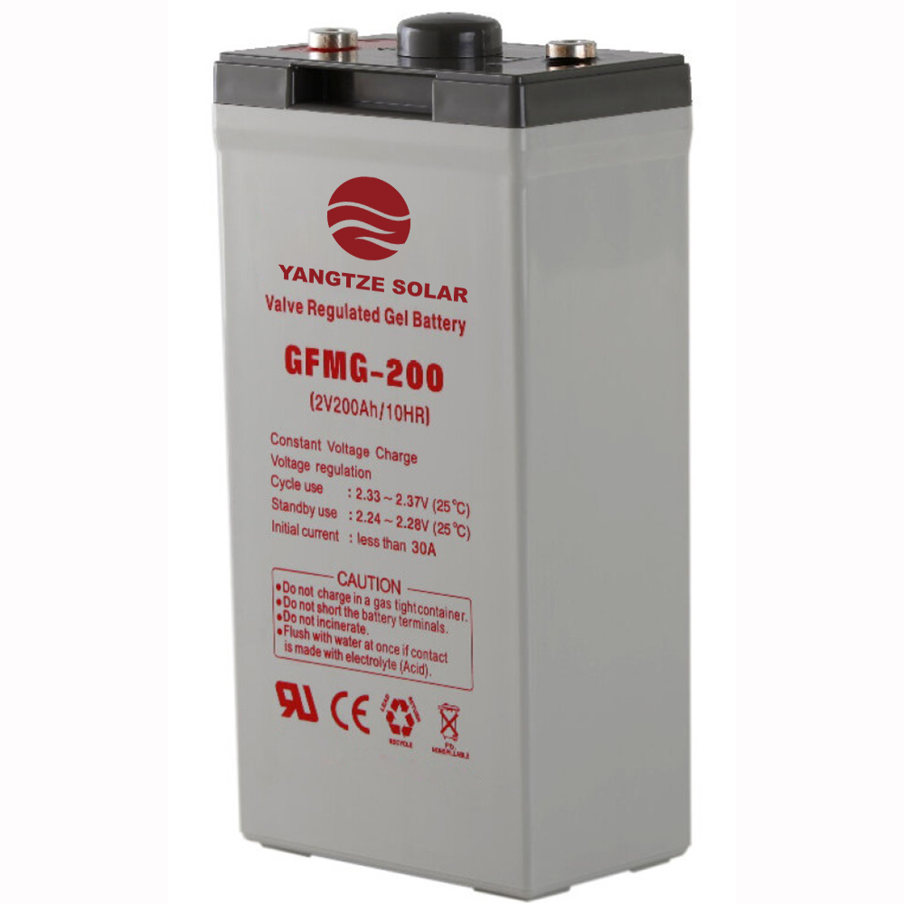 Gel Battery 2V 200Ah Manufacturers, Gel Battery 2V 200Ah Factory, Supply Gel Battery 2V 200Ah