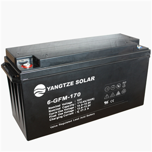 12V 170Ah Lead Acid Battery