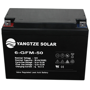 12V 50Ah Lead Acid Battery