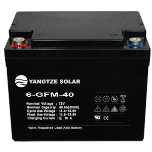 12V 40Ah Lead Acid Battery