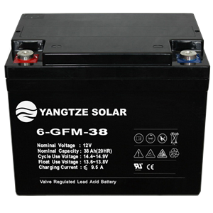 12V 38Ah Lead Acid Battery