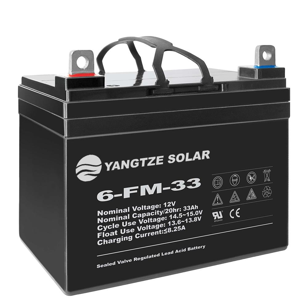 12V 33Ah Lead Acid Battery Manufacturers, 12V 33Ah Lead Acid Battery Factory, Supply 12V 33Ah Lead Acid Battery