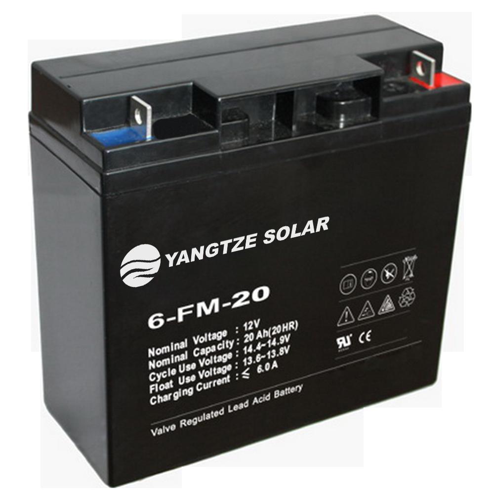 12V 20Ah Lead Acid Battery Manufacturers, 12V 20Ah Lead Acid Battery Factory, Supply 12V 20Ah Lead Acid Battery