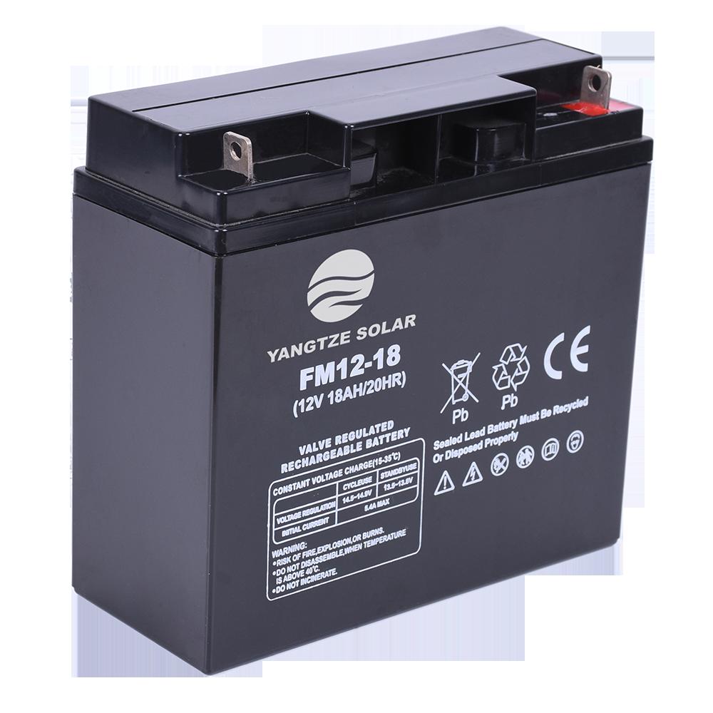 12V 18Ah Lead Acid Battery Manufacturers, 12V 18Ah Lead Acid Battery Factory, Supply 12V 18Ah Lead Acid Battery