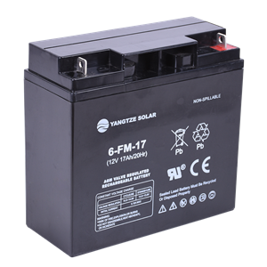 12V 17Ah Lead Acid Battery