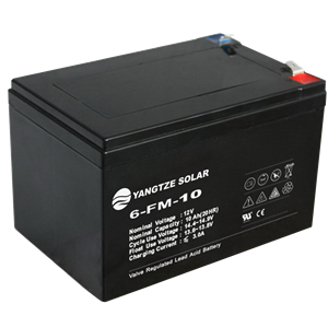 12V 10Ah Lead Acid Battery