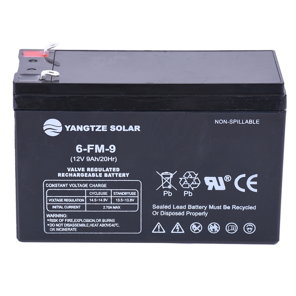 12V 9Ah Lead Acid Battery Manufacturers, 12V 9Ah Lead Acid Battery Factory, Supply 12V 9Ah Lead Acid Battery