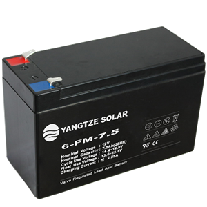 12v 7.5ah Sealed Lead Acid Battery Manufacturers, 12v 7.5ah Sealed Lead Acid Battery Factory, Supply 12v 7.5ah Sealed Lead Acid Battery