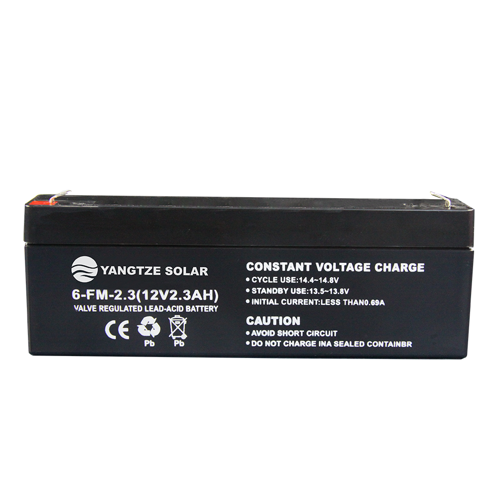 12V 2.3Ah Lead Acid Battery Manufacturers, 12V 2.3Ah Lead Acid Battery Factory, Supply 12V 2.3Ah Lead Acid Battery