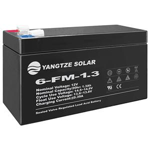 12V 1.3Ah Lead Acid Battery