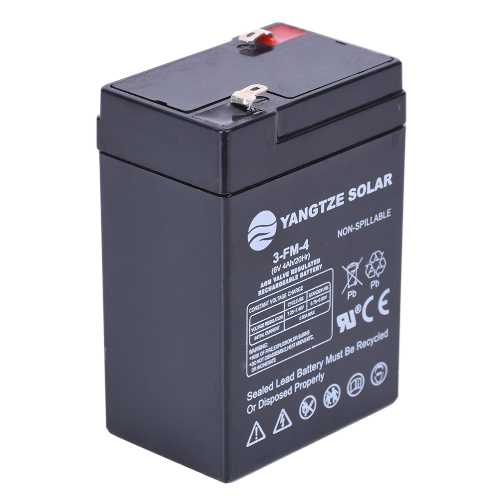 6V 4Ah Rechargeable Lead Acid Battery Manufacturers, 6V 4Ah Rechargeable Lead Acid Battery Factory, Supply 6V 4Ah Rechargeable Lead Acid Battery