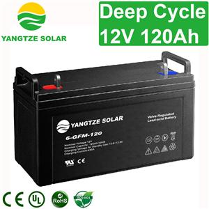 12V 120Ah Deep Cycle Battery Manufacturers, 12V 120Ah Deep Cycle Battery Factory, Supply 12V 120Ah Deep Cycle Battery