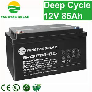 12V 85Ah Deep Cycle Battery