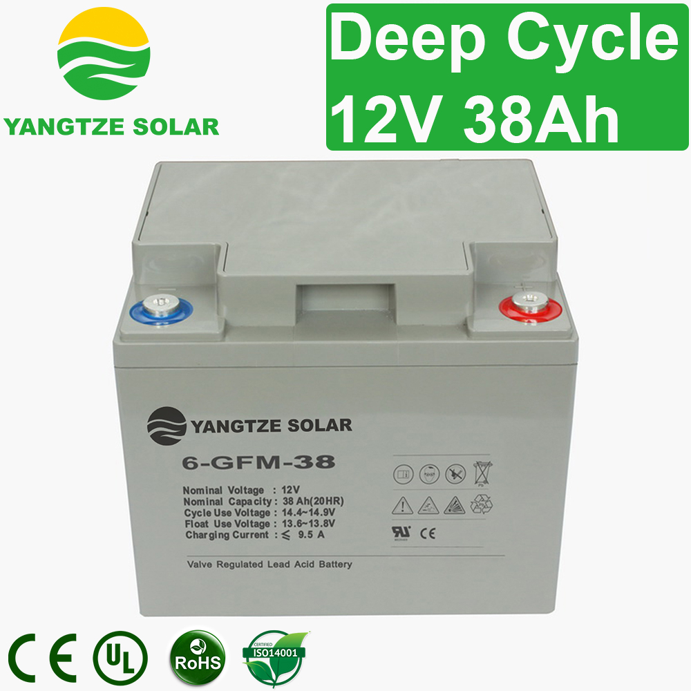 High quality 12V 38Ah Deep Cycle Battery Quotes,China 12V 38Ah Deep Cycle Battery Factory,12V 38Ah Deep Cycle Battery Purchasing