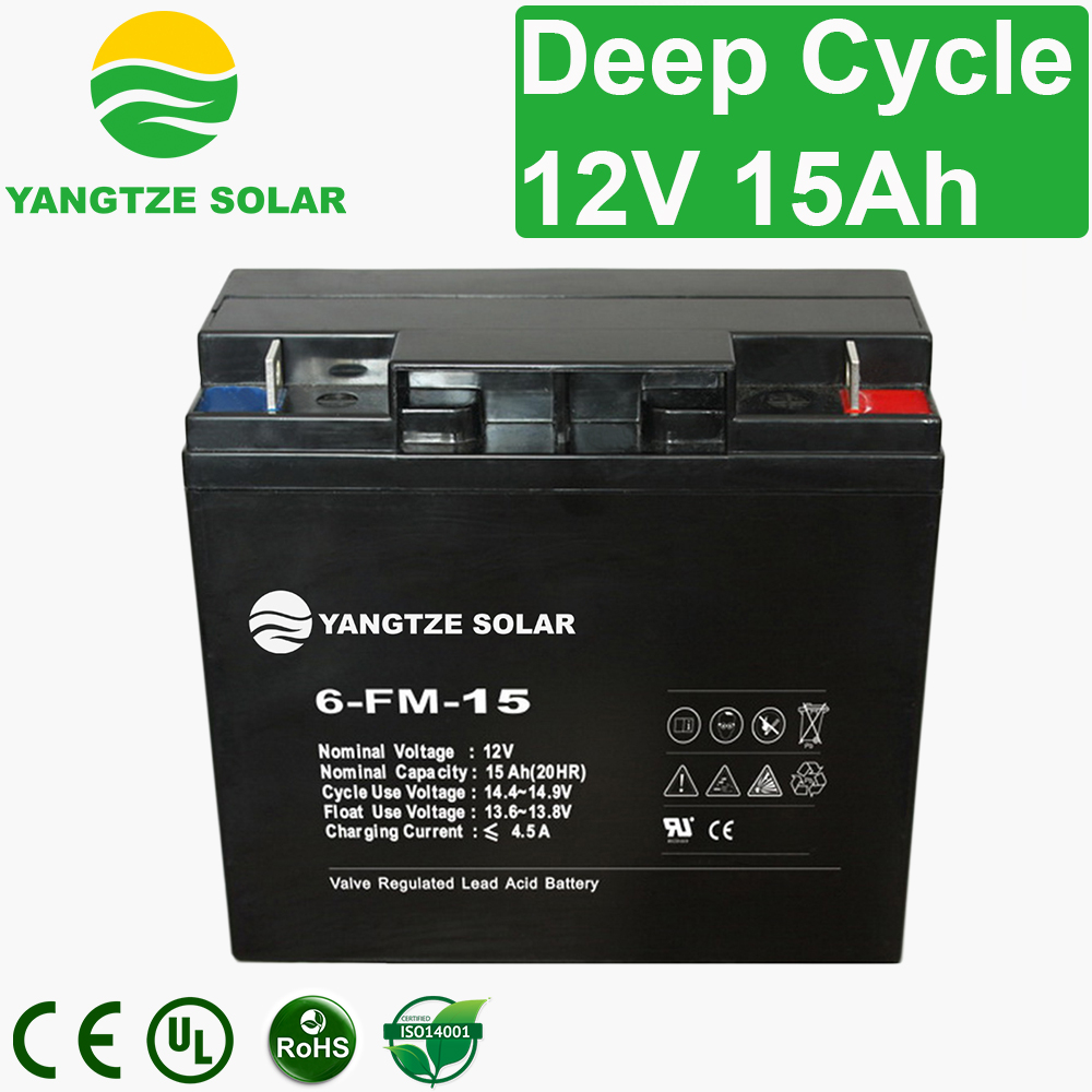 12v 15ah Deep Cycle Battery Manufacturers, 12v 15ah Deep Cycle Battery Factory, Supply 12v 15ah Deep Cycle Battery