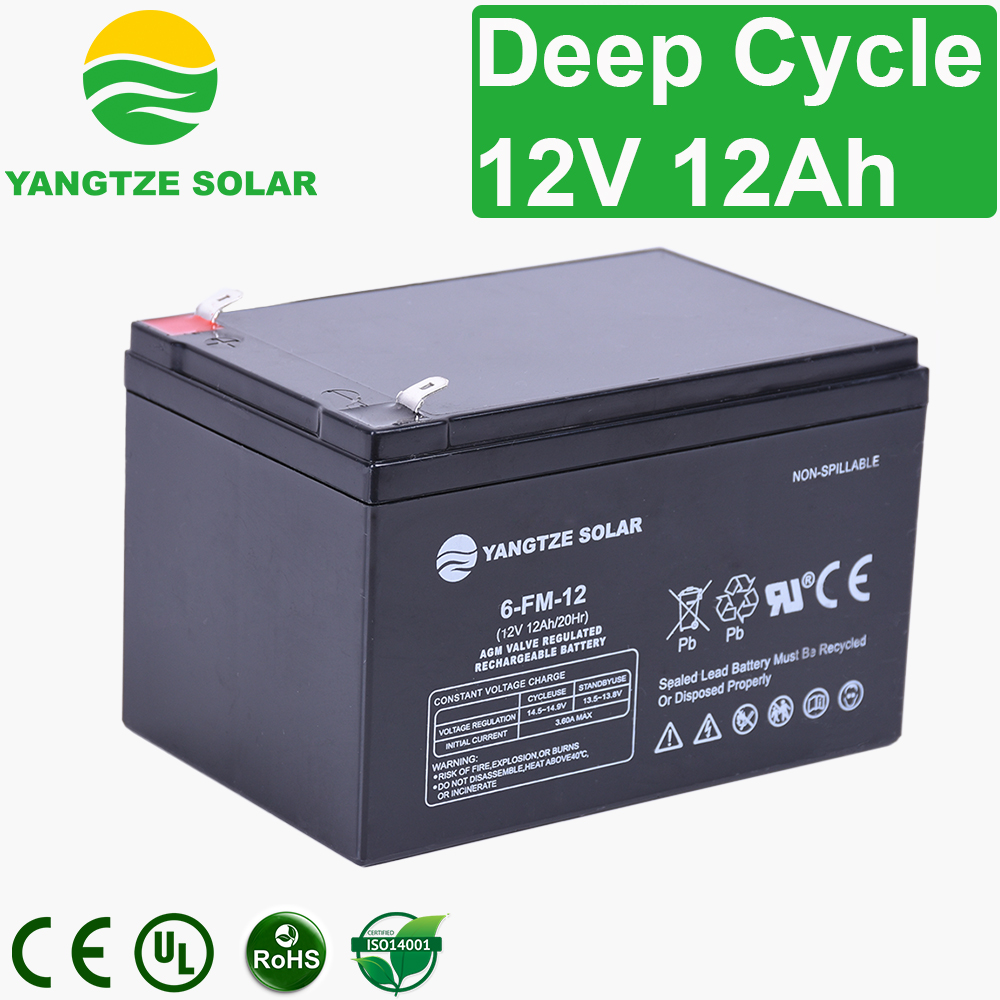 12v 12ah Deep Cycle Battery Manufacturers, 12v 12ah Deep Cycle Battery Factory, Supply 12v 12ah Deep Cycle Battery