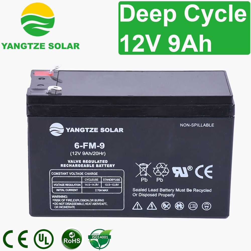 12v 9ah Deep Cycle Battery Manufacturers, 12v 9ah Deep Cycle Battery Factory, Supply 12v 9ah Deep Cycle Battery