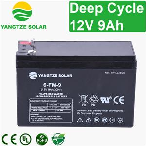12v 9ah Deep Cycle Battery