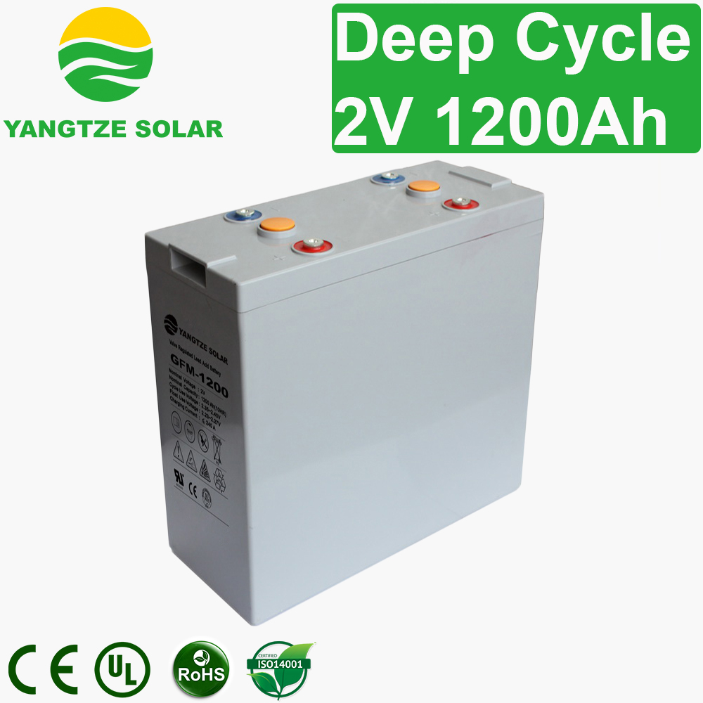2V 1200Ah Deep Cycle Battery Manufacturers, 2V 1200Ah Deep Cycle Battery Factory, Supply 2V 1200Ah Deep Cycle Battery