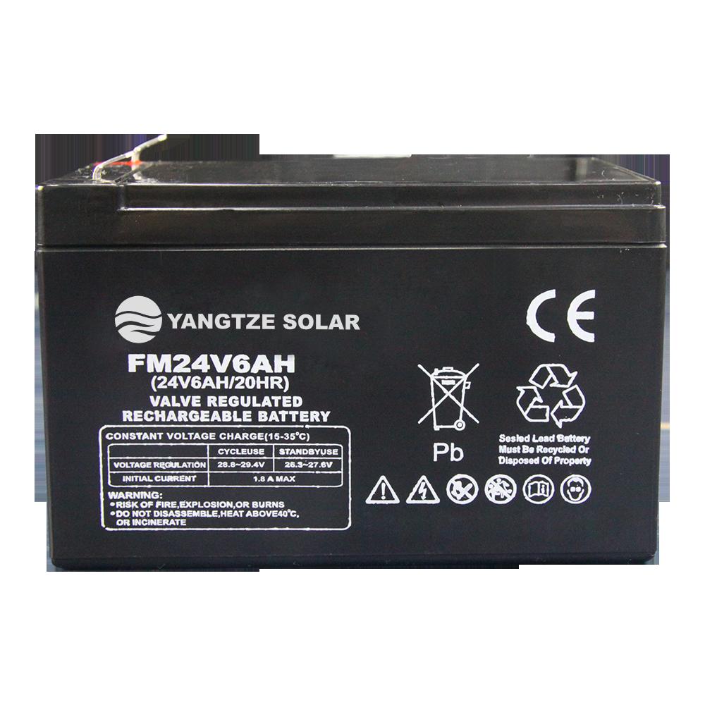 Battery 24v 6ah Manufacturers, Battery 24v 6ah Factory, Supply Battery 24v 6ah