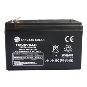 Battery 24v 6ah